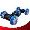 Машинка перевертиш SKIDDING Stunt Car UD2196A на радіокеруванні, управління рукою, жестами і звичайним пультом, фото 3
