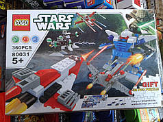 "Конструктор ""Stars Wars"" арт. 80031, 360 дет."