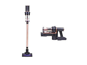 Бездротовий пилосос Cordless Vacuum Cleaner Max Robotics Коричневий