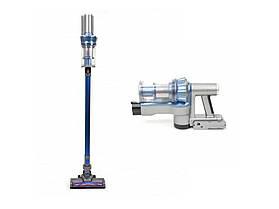 Бездротовий пилосос Cordless Vacuum Cleaner Max Robotics Синій