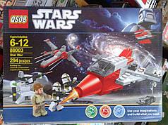 "Конструктор ""Stars Wars"" арт. 88003, 294 дет."