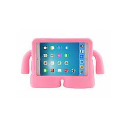 Детский чехол с ручками для iPad 10.2 Розовый
