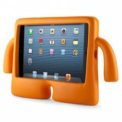 Детский чехол с ручками для iPad 10.2 Оранжевый