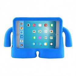 Детский чехол с ручками для iPad 10.2 Синий