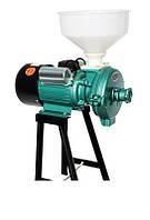 Akita Jp AKDMJP-30 (2200 Вт) жерновой мукомолки - мельница для помола муки из зерна, зерновых, кофе, специй