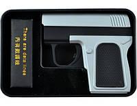 Электроимпульсовая USB зажигалка пистолет