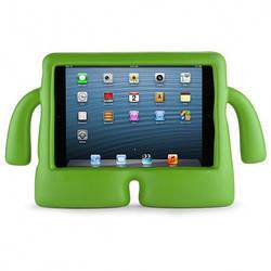 Детский чехол с ручками для iPad 10.2 Зеленый