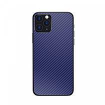 Защитная пленка на заднюю панель смартфона Синяя