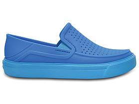 Крокси сабо Дитячі Citi Lane Roka Ocean/White С12 29-30 18,3 см Блакитний