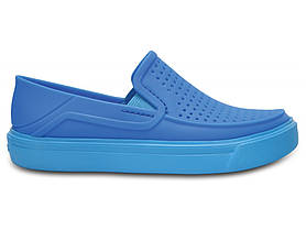 Крокси сабо Дитячі Citi Lane Roka Ocean/White С9 25-26 15,7 см Блакитний