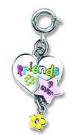 Подвеска.Кулон-Брелок Друзья навсегда. Friends 4 Ever. Детский и подростковый.