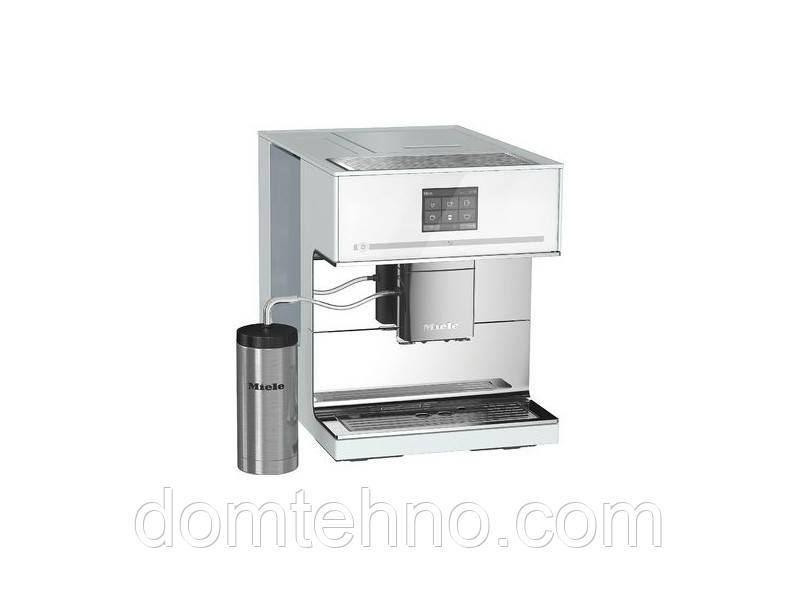Кофемашина Miele CM 7550 WH
