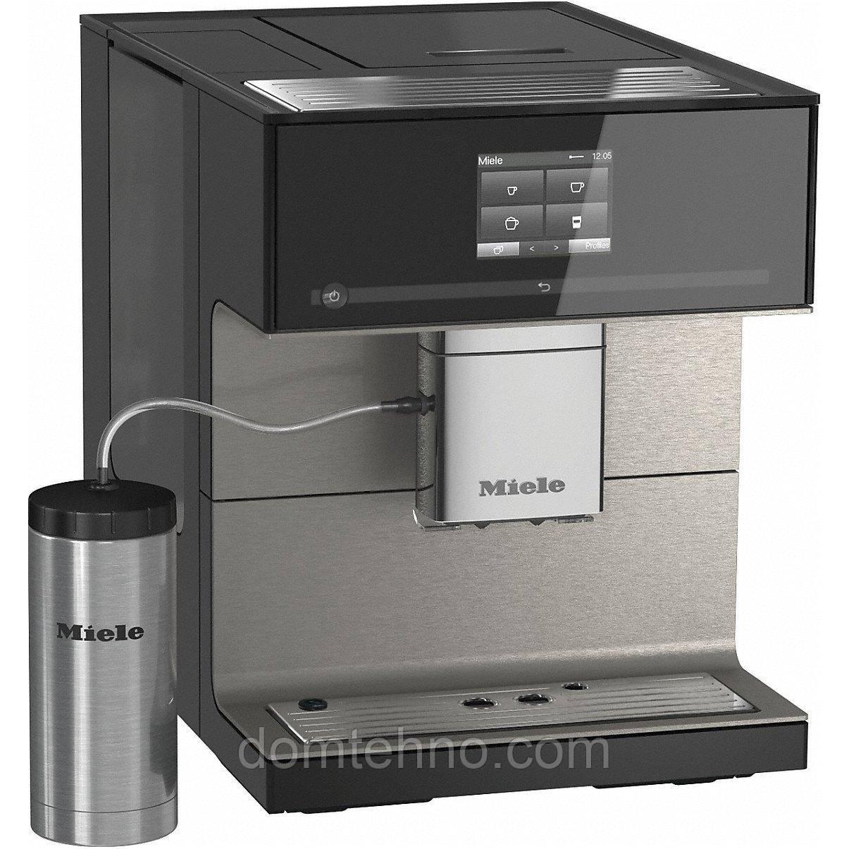 Кофемашина Miele CM7750 OBSW CoffeeSelect