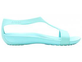 Крокси сабо Жіночі Serena Sandal Pool W8 38-39 24,6 см Бірюзовий
