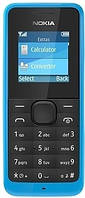 Мобильный телефон Nokia 105 Dual Cyan