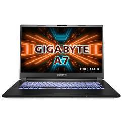 "Gigabyte A7 K1-BUS1130SH 17.3"" Full HD 144Hz Gaming Notebook Computer (A7 K1-BUS1130SH)"