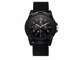 Мужские наручные часы Swiss Army W060 Черный