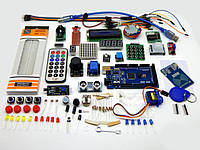 Набір ArduinoKit навчальний стартовий на мікроконтролері Mega 2560 сумісний з Arduino, фото 1