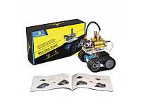 Набір Міні-танк Робот з Bluetooth для Arduino, фото 1