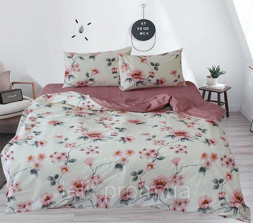 Двуспальный комплект постельного белья с компаньоном R4530