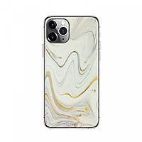 Пленка для защиты телефона Белый Мрамор, фото 1