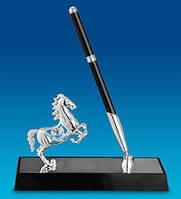 Настольный аксессуар Сваровски с ручкой Лошадь AR-1354