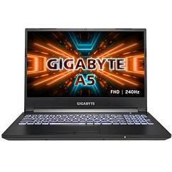 "Gigabyte A5 X1-BUS2130 15.6"" Full HD 240Hz Gaming Notebook Computer (A5 X1-BUS2130SH)"