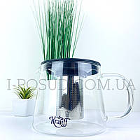 Заварочный чайник Krauff Feuer 1000 мл 26-177-038