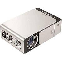 Проектор HOCO DI08 portable home multimedia Silver (DI08)