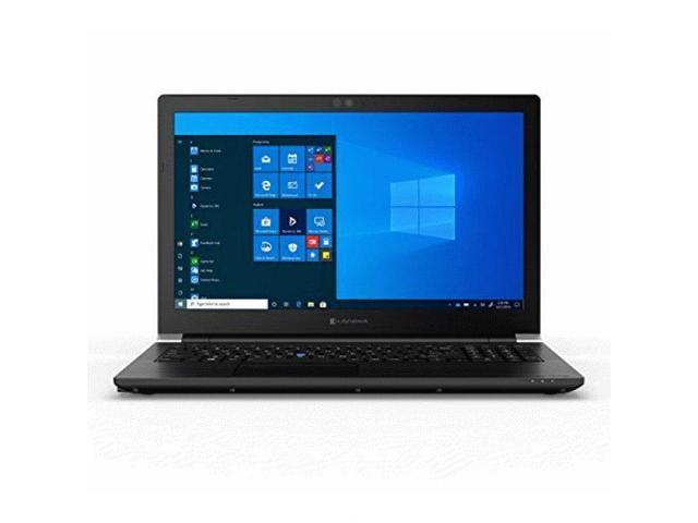 Dynabook Tecra A50-F1521 Laptop Computer (Formerly Toshiba)   15.6 in. FHD   Windows 10 Pro   8th Generation