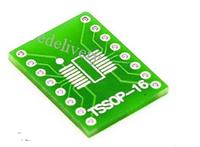 SO16 SSOP16 SOIC16 на DIP16 переходник адаптер