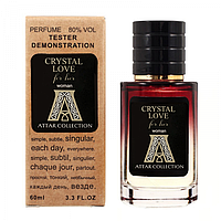 Attar Collection Crystal Love For Her TESTER LUX, женский, 60 мл