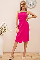 Платье 167R1811 цвет Малиновый