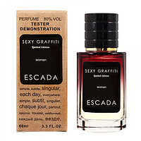 Escada Sexy Graffiti Limited Edition TESTER LUX, жіночий, 60 мл