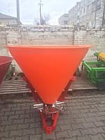 Розкидач мінеральних добрив 500 кг Strumyk Польща