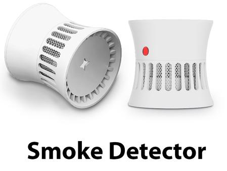 Детектор дыма, пожарная сигнализация, домашняя система безопасности, 85 дБ датчик дыма, противопожарная защита, фото 2