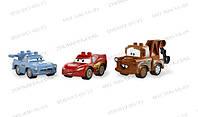 """Игровой набор Конструктор типа Лего из коллекции Meadness Cars 5119 """"Тачки"""" Желанный подарок"""