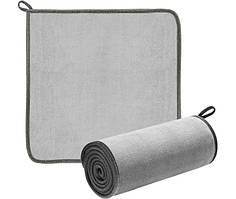 Микрофибра Baseus Easy Life Car Washing Towel, 2 шт., 40 * 40, Grey