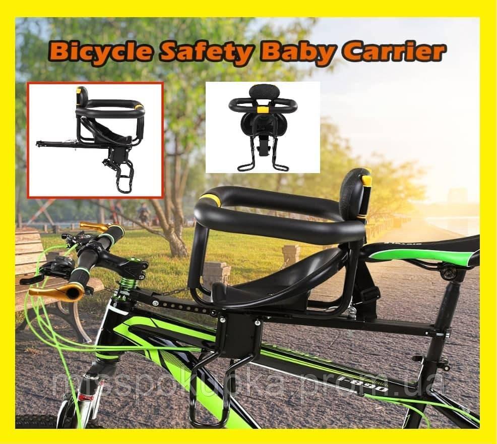 Дитяче сидіння на велосипед