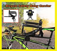 Дитяче сидіння на велосипед, фото 1