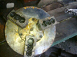 Патрон токарный трехкулачковый Ф250мм.на станки с ЧПУ