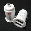 Автомобильное зарядное устройство GRIFFIN 2.1A (белый цвет)