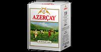 Чай зеленый Azercay байховый (среднелистовой) 100 гр. карт. уп.