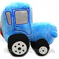 Мягкая игрушка «Синий трактор», 25х20х22 см (00663), фото 4