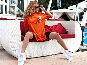 Турецкая футболка женская, Турецкие котоновые женские футболки с принтом, Женская футболка Турция