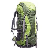 Рюкзак туристический Tofine Super Light 65+10 л (зеленый), фото 1