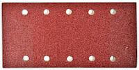 Насадка прямоугольная липучка 115х230 мм 10 отверстий № 60