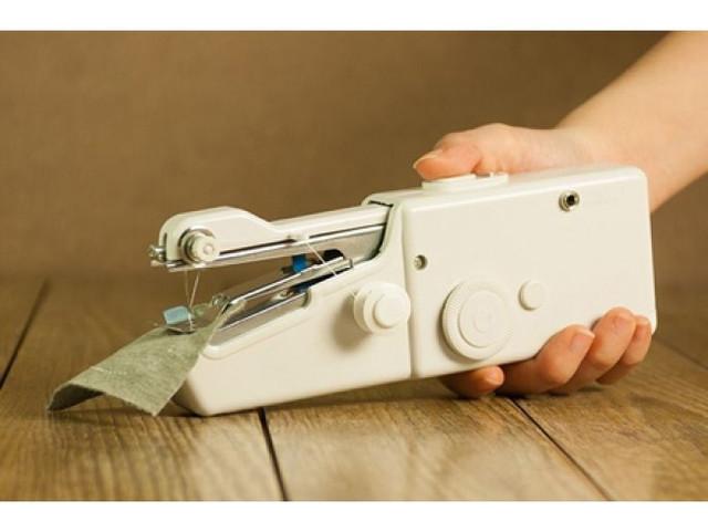 Швейная мини-машинка, ручная швейная машинка