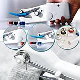 Швейная мини-машинка, ручная швейная машинка, фото 3
