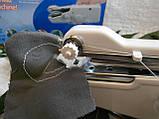 Швейная мини-машинка, ручная швейная машинка, фото 6
